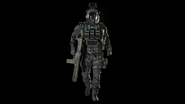 BSAA 2021 B.O.W. Soldier Full Figure
