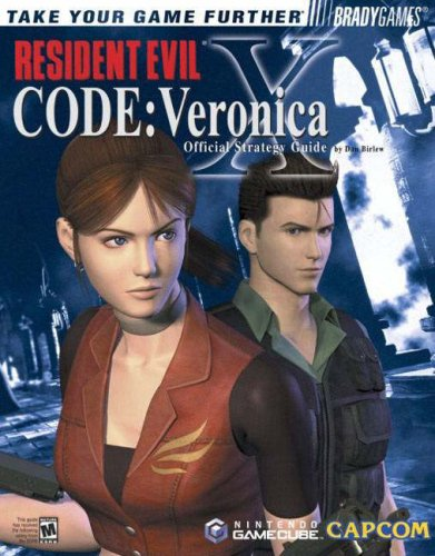 Resident Evil CODE:Veronica X: Official Strategy Guide