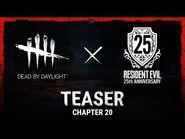 Dead by Daylight - Resident Evil - Teaser