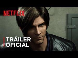 Resident Evil- La tiniebla infinita - Tráiler oficial - Netflix