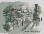 Resident Evil 5 Ndipaya Kingdom concept art 12