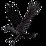 BIOHAZARD Clan Master - BOW art - Crow