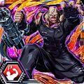 BIOHAZARD Clan Master - BOW card - Nemesis-T Type2