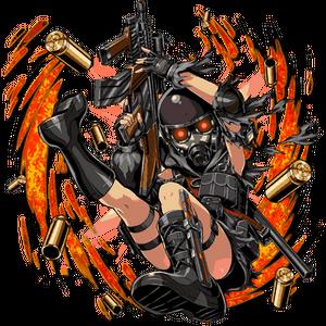 BIOHAZARD Clan Master - Lady Hunk 07.png