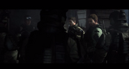 Chris BSAA squad Edonia Civil War