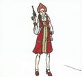 BIOHAZARD REVELATIONS 2 Concept Guide - Russia-style Claire