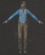 Degeneration Zombie body model 57
