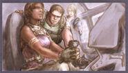 Resident evil 5 conceptart fGJXp