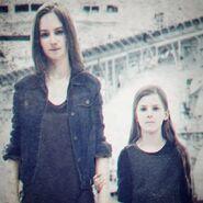 Mia and Eveline photo