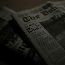 Resident Evil 7 - Ghost Sighting newspaper.jpg