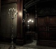 REmake background - Entrance hall - r106 00110