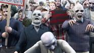 Degeneration - Hardvardville Airport protest 2