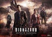Infinite Darkness 2nd poster