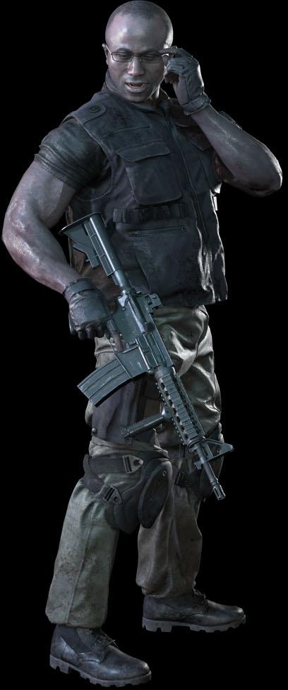 Tyrell Patrick