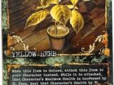 Yellow Herb
