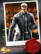 Albert Wesker BIOHAZARD Team Survivor RE5
