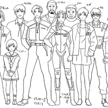 RE2DC Gallery RE15 cast.png