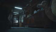 RE2 remake Private Collection Room