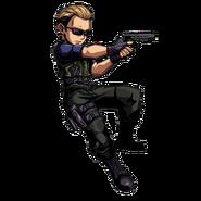 Albert Wesker RE1 Clan Master3