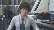Rebecca in Lab Coat