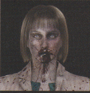 Degeneration Zombie face model 56