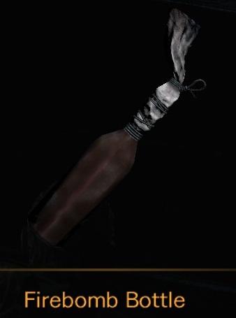 Firebomb Bottle