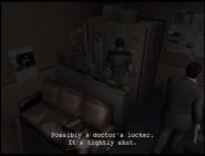 Resident Evil Outbreak Hive examine - Doctor's station 3