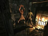 Resident Evil remake screenshot6