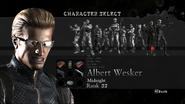 Albert Wesker (Midnight)