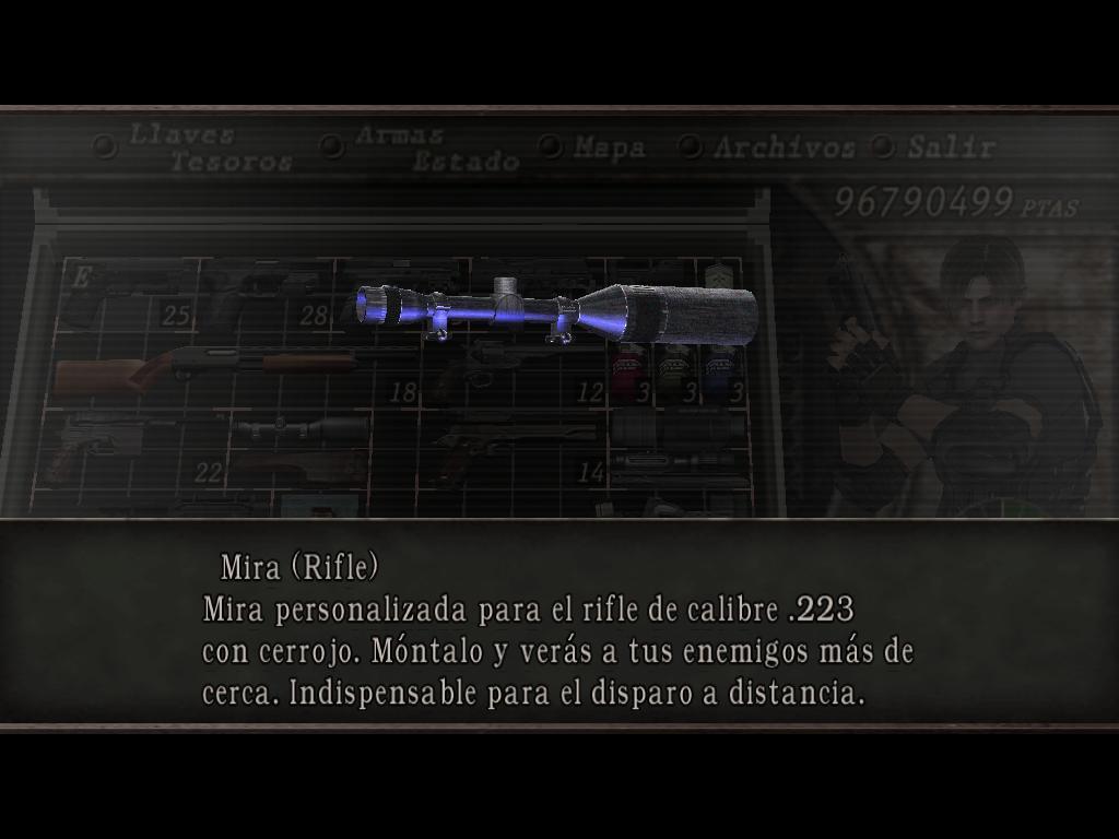 Mira (Rifle)