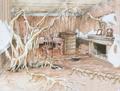 Mansion Artwork - True Story Behind Biohazard 16
