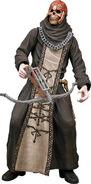 Los Illuminados Monk (w skull face and crossbow)