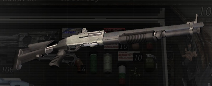Schrotgewehr