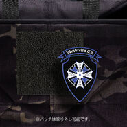 VOLK×BIOHAZARD Multi-Folding Bag camo 7