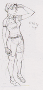 Rebecca Chambers Archives concept art 12