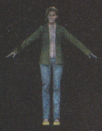 Degeneration Zombie body model 22