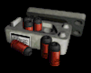 Mine-thrower-rounds