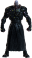 Nemesis render RE3make