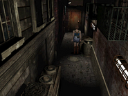 RE3 Sales Office Alleyway 4