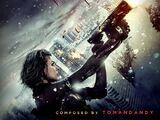 Resident Evil: Retribution (score)