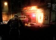 Gunshop front Operation Raccoon City