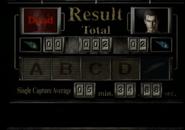 Resident Evil 0 Leech Hunter results dead