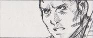 Leon vs. Chris storyboard 35