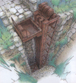Mansion Artwork - True Story Behind Biohazard 11