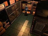 Resident Evil 3 Nemesis screenshot - Uptown - Warehouse pickup 02
