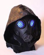 Inserted evil real mask large