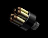 Magnum-bullets