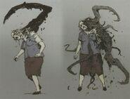 Marguerite Baker Mutation Concept Art 1