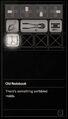 Resident Evil 7 Teaser Beginning Hour notebook inventory 2
