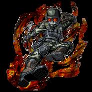BIOHAZARD Clan Master - HUNK 08